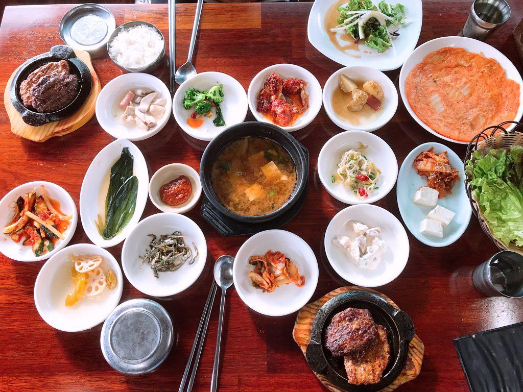 고색창연 korean mix steak 떡갈비/신달하우스 추천 경주맛집 32