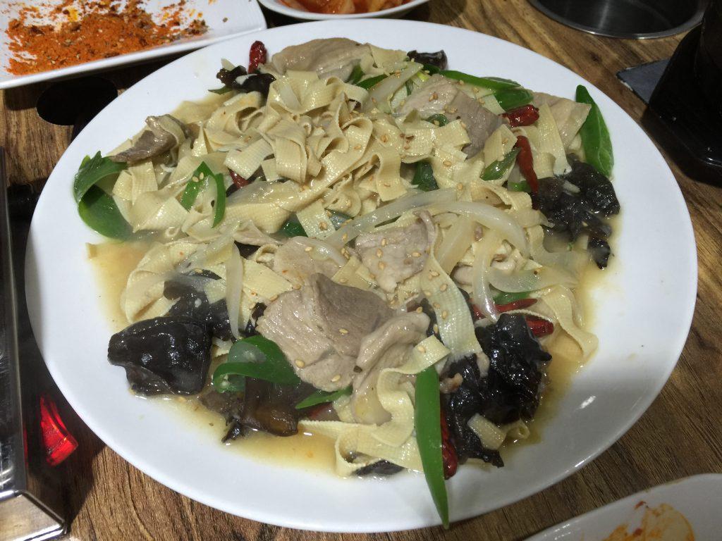 양꼬치 펑유 Lamb skewers / 경주동대사거리 2