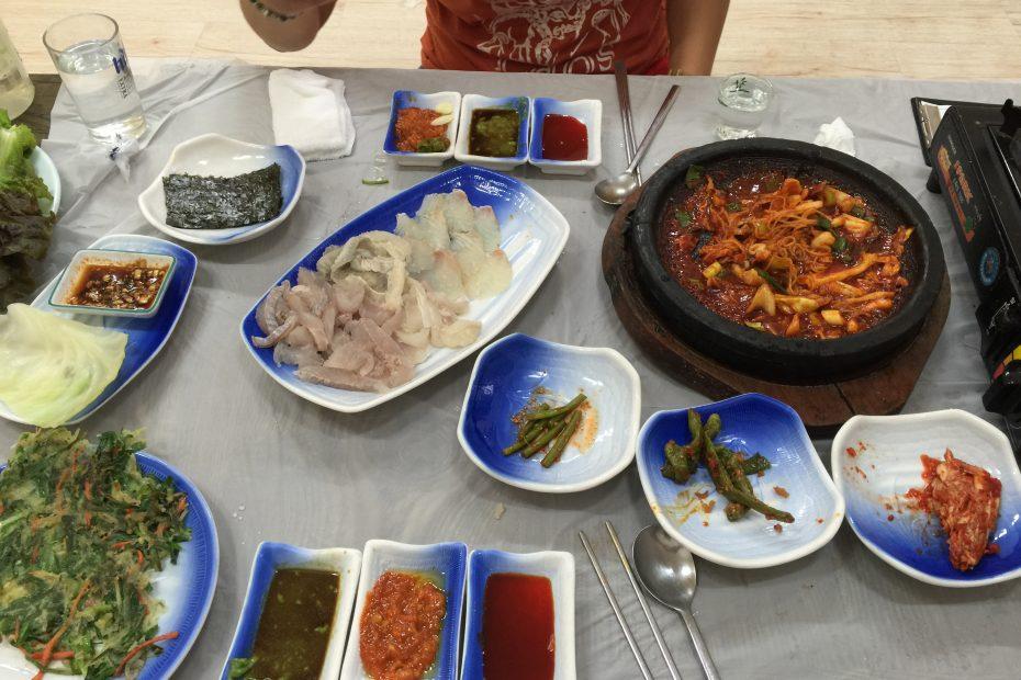 조개박사 clam BBQ 경주 동대사거리 맛집.1
